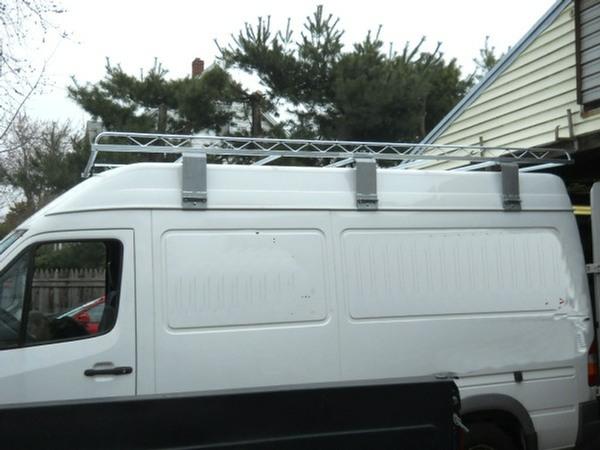 Sprinter Ladder Racks