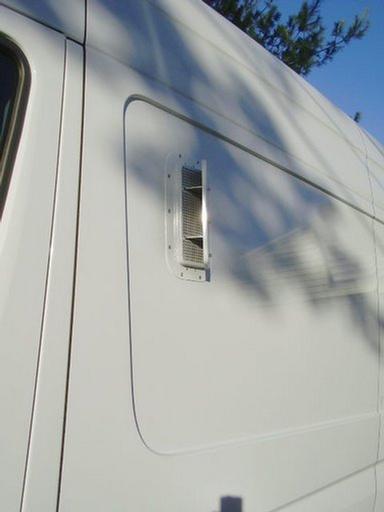 Sprinter Vents And Ventilation