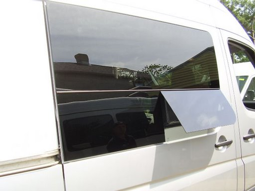 Venting Window For Sprinter Slider Door