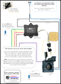 part 2 of the Sprinter trailer hitch wiring diagram