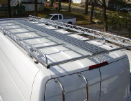 Cargo Carrier rack with Catwalk